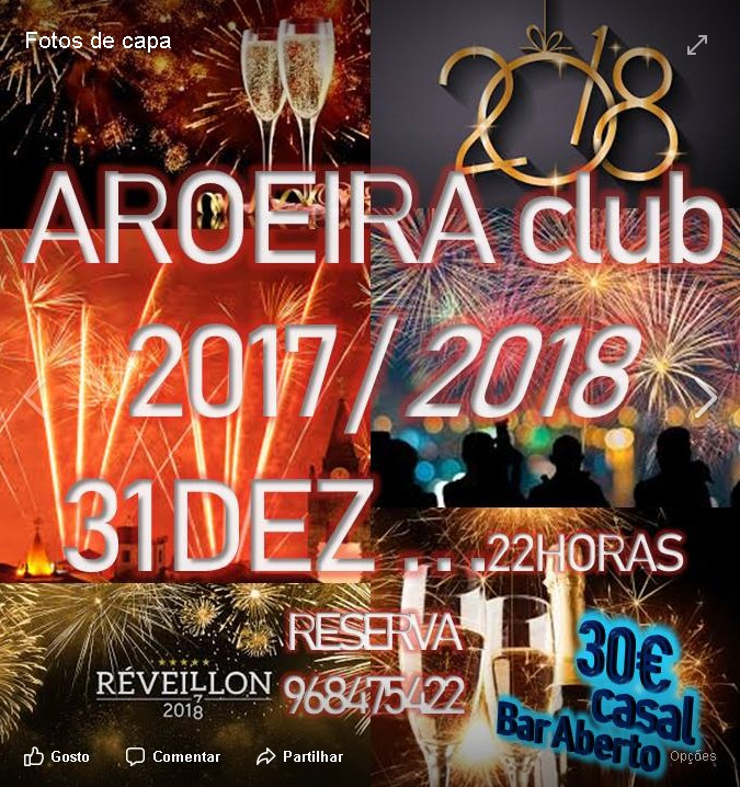 Divinus Swinger Club - Aroeira - Reveillon 2017/2018